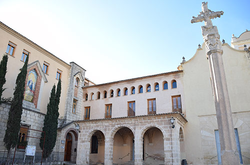 Sant Francesc d'Assis. Cocentaina